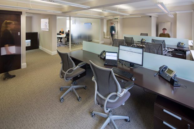 Basic Office Fit Out Costs