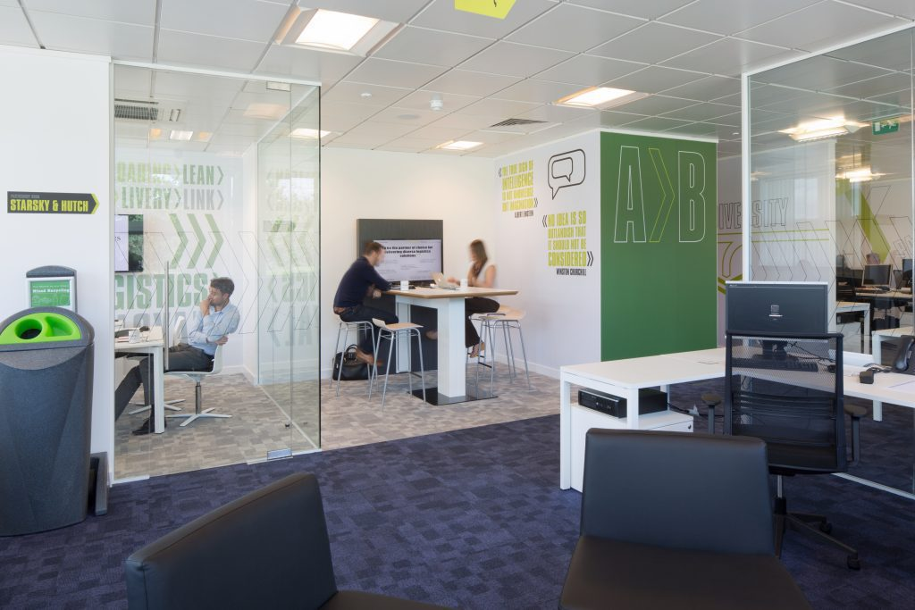 Mid Level Office Fit Out Costs