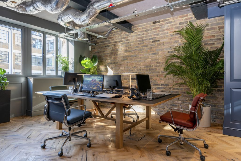 Natural Light in the workplace