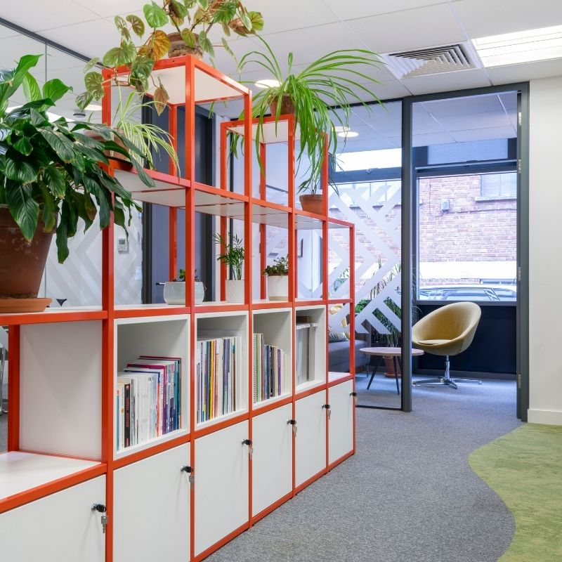 Hybrid Office Design and the Biophilic Office