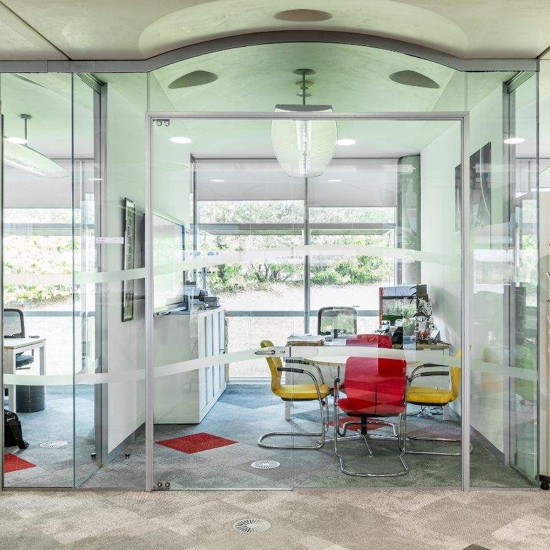 Does A Hybrid Office Mean a Smaller Office